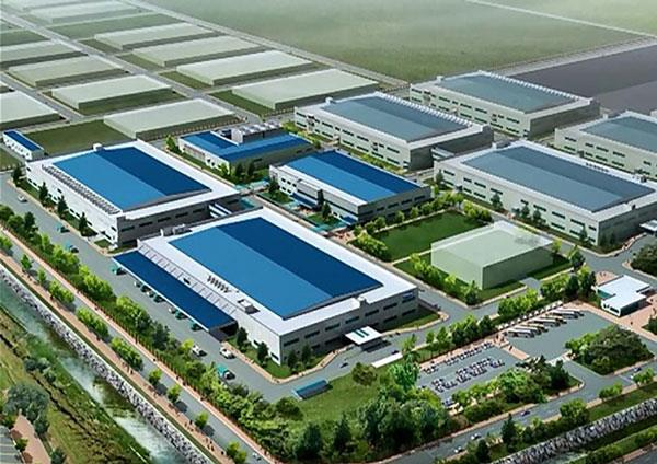 SamSung Electronics Factory