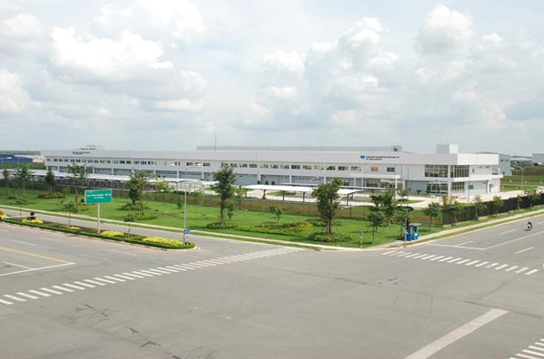 The Commencement Ceremony of Colgate Palmolive factory