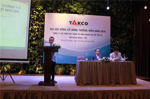 TAKCO: Signed a series of new projects, carefully planning the 2016 plan