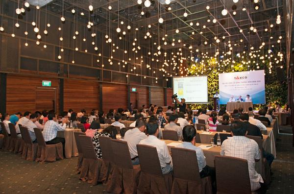 The 2016 Annual shareholder's general meeting at TAKCO