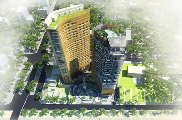 TAKCO has been awarded the Contract for Bach Dang Hotel Complex Project, Da Nang City