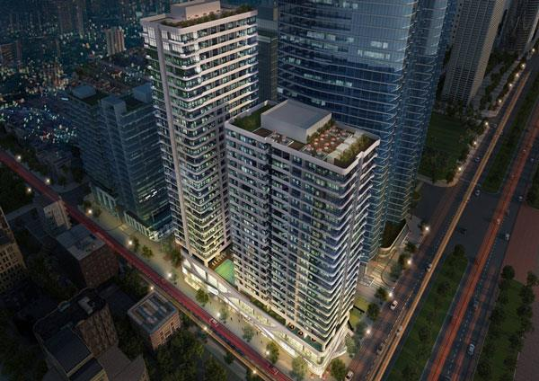 TAKCO continues to be awarded the finishing package by the investor in CT3 & CT7 towers - Timesquare ĐN