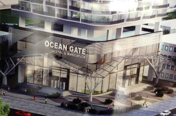 Award of Ocean Gate Hotel & Residence Nha Trang for Takco before the spring of Dinh Dau