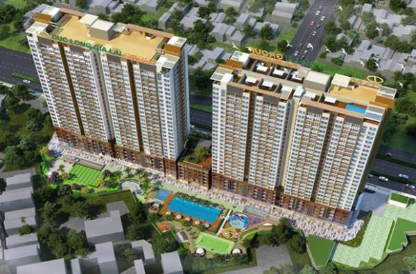 TAKCO has been awarded Sunshine apartement project